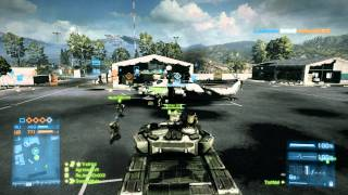 BattleField 3 Ultimate Trolling and Shenanigans - Funny shit.