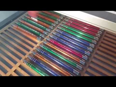 Company Pens Engraved With Your Name - Luxury Gifts