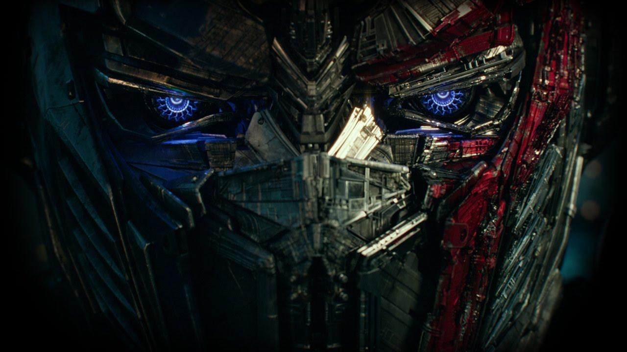 Transformers 5: Ο Τελευταίος Ιππότης | New Trailer