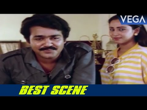 Mohanlal Goes To Meet Geetha || Sukhamo Devi Movie Scenes