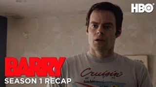 Barry | Season 1 Recap | HBO