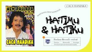 Caca Handika Feat Lilin Herlina - Hatimu Dan Hatiku - New Pallapa ( Official Music Video )