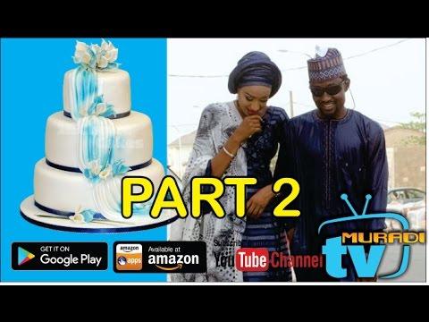 NURA M  INUWA FULL WEDDING VIDEO part 2 2017