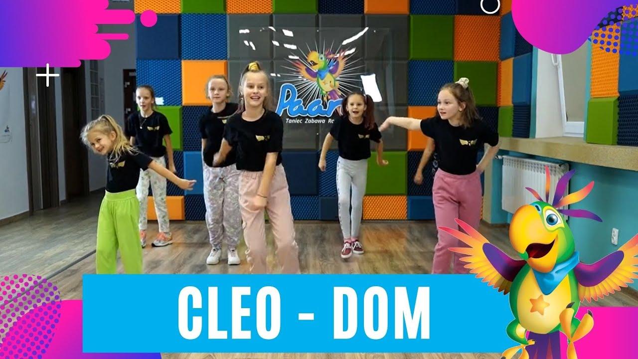 Nauka układu tanecznego - Cleo DOM