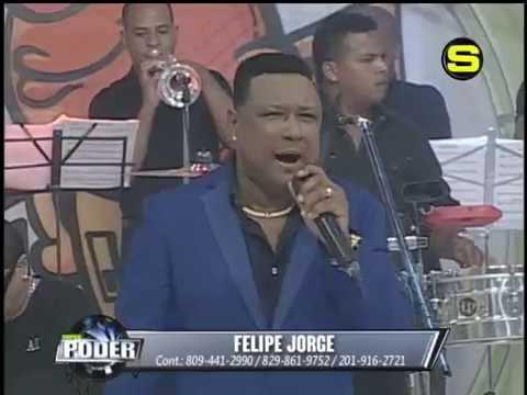 FELIPE JORGE EN EL SUPER PODER DE LAS 12 Canal 33