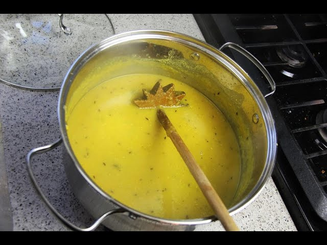 25 Minutes Red Lentils Dhal #MeatFreeMonday | CaribbeanPot.com