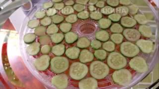 #Огурцы/томаты сушёные размачиваем (восстанавливаем), на салат. 6 августа