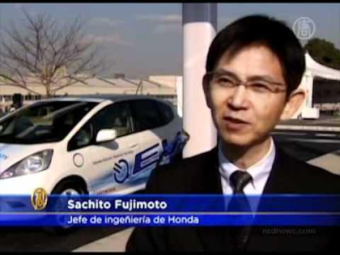 Innovación de Honda en energía solar para vehículos eléctricos