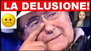 LA GRANDE DELUSIONE DI AL BANO