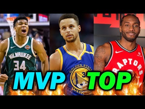ANTETOKOUNMPO, CURRY, LEONARD, MVP - ESPECTACULAR