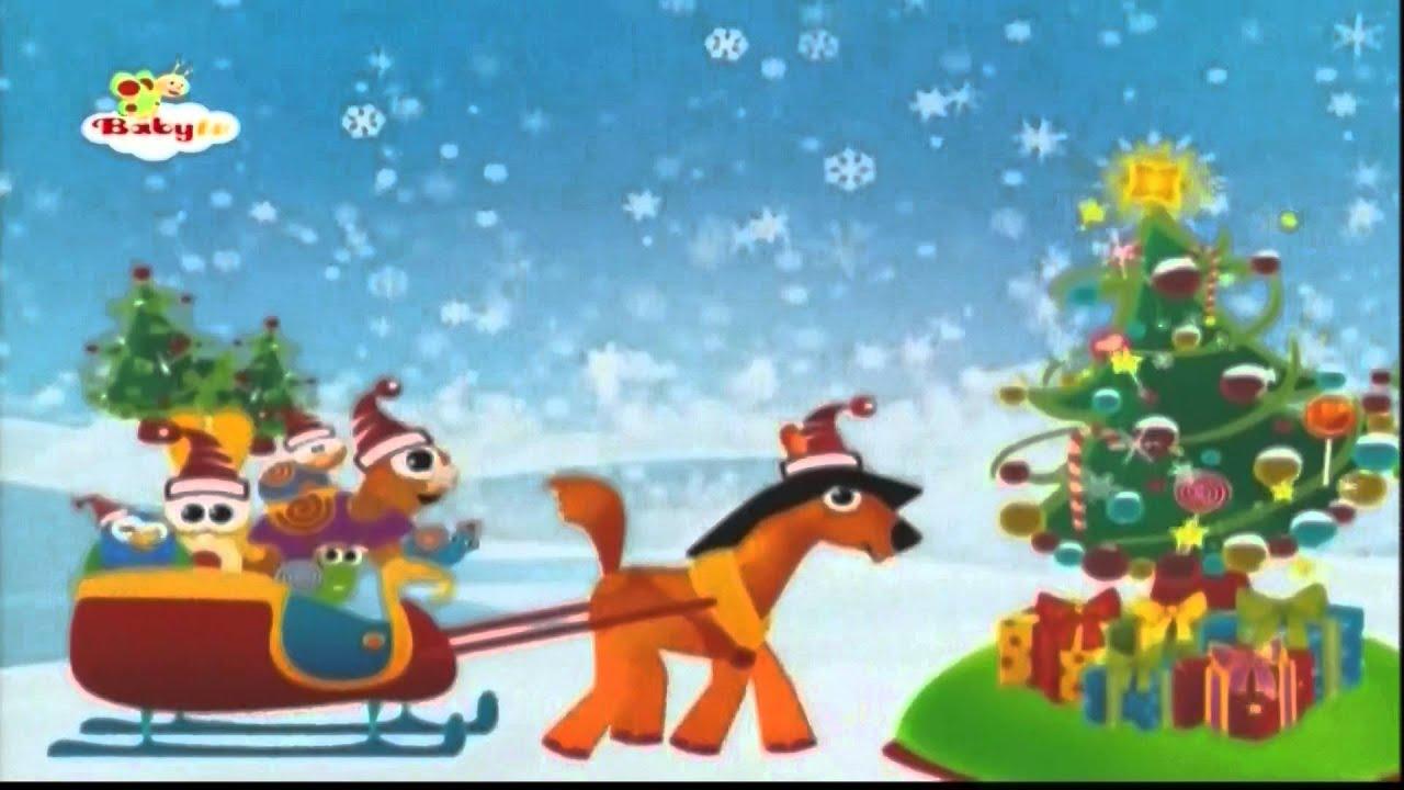 Jingle Bells Babytv Espanol Youtube