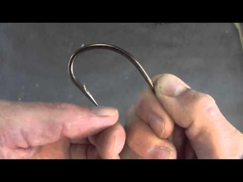 How To Sharpen A Hook