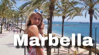 One Day in Marbella -  Probieren von spanischen Tapas - Travelvlog / andreaabaam