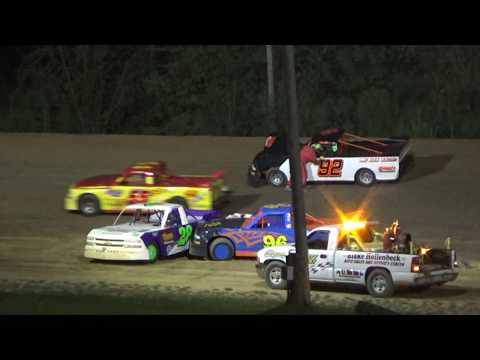 Pro Truck Feature at Crystal Motor Speedway on 05-13-17