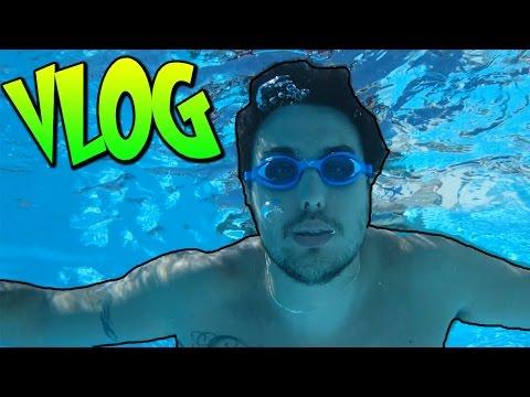 Vlog preguntas y respuestas 4 ensalada de pepino en co for Vlog in piscina