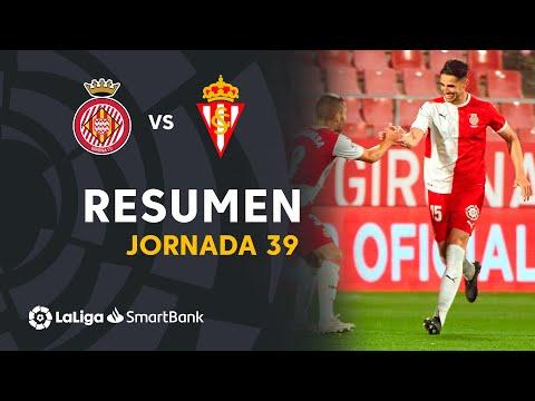 Girona Gijon Goals And Highlights