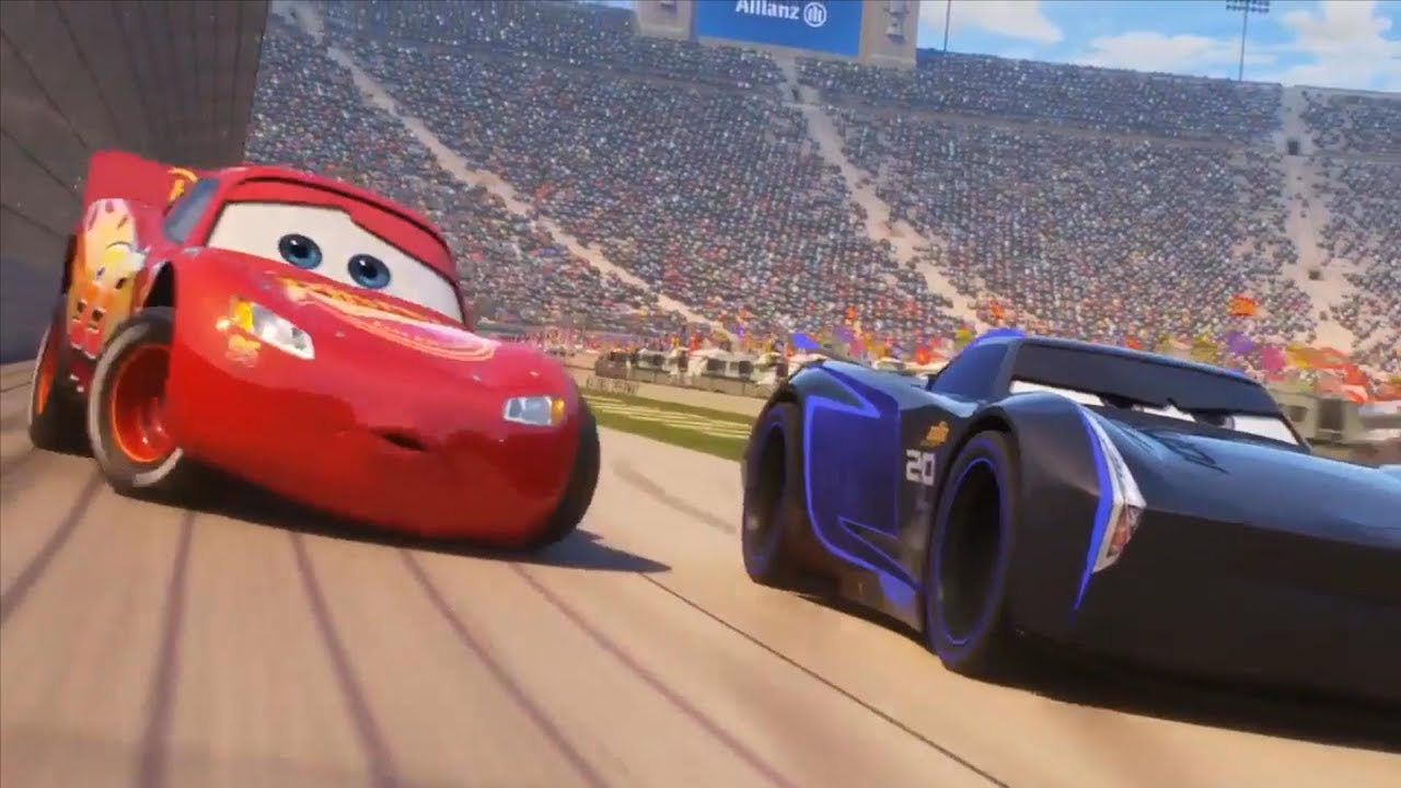 Cars 3 trailer who win animated movie hd youtube - Watch cars 3 online free dailymotion ...