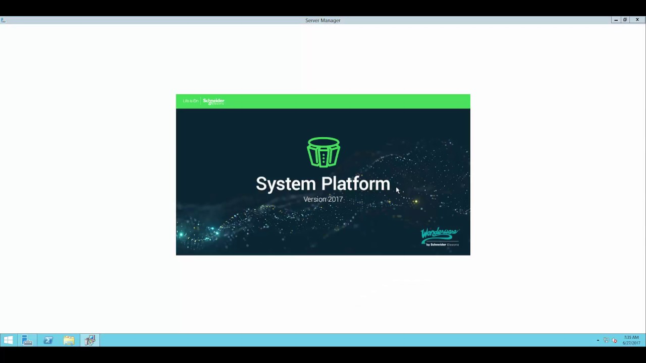 installing wonderware system platform 2017 youtube rh youtube com wonderware intouch training manual pdf wonderware intouch training manual pdf