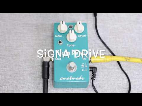 Soundcheck Cmatmods Signa Drive - Paulo Victor