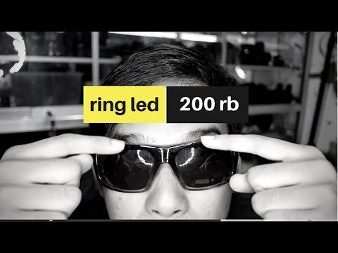BIKIN RING LED MODAL 200 RIBU #VIP (eps 31)