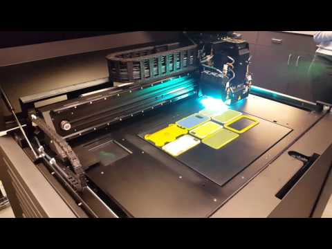 Stratasys J750 3D Printer In Action At OtterBox
