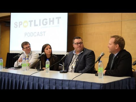Spotlight Podcast - Ep 44 - The Future of Real Estate (Live from Quebec City)