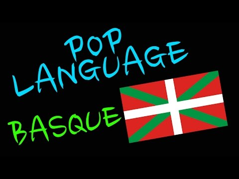 PopLanguage: BASQUE