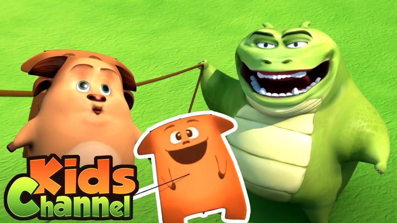 Gob e amigos - Pipa voando | Videos engraçados | Desenhos animado para crianças | Pré escola