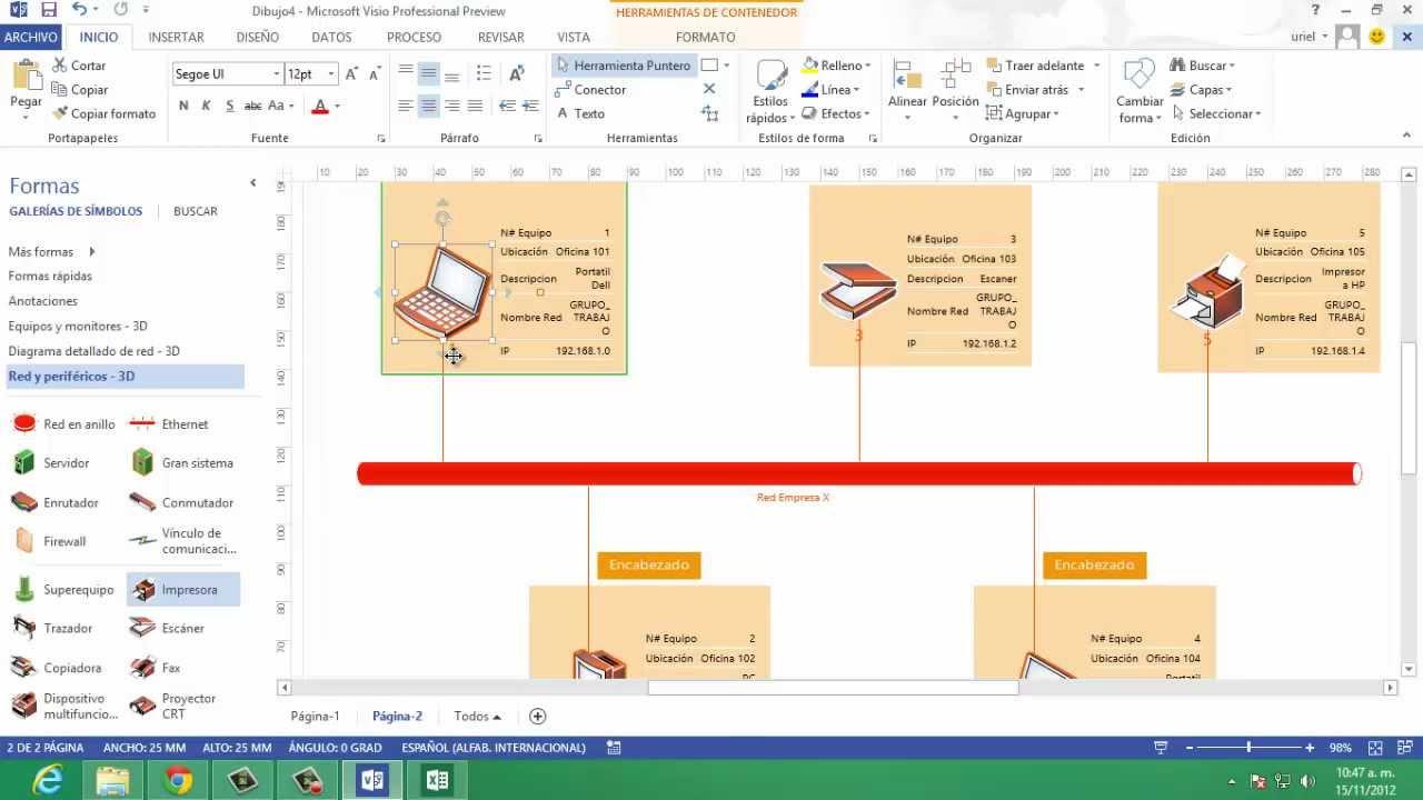Compra Microsoft Office Visio Premium 2010