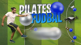 PILATES FUDBAL | team NOLE vs team DJOTAFREESTYLE