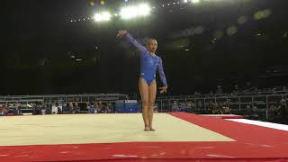 Morgan Hurd - Floor Exercise - 2017 World Championships - Podium Training
