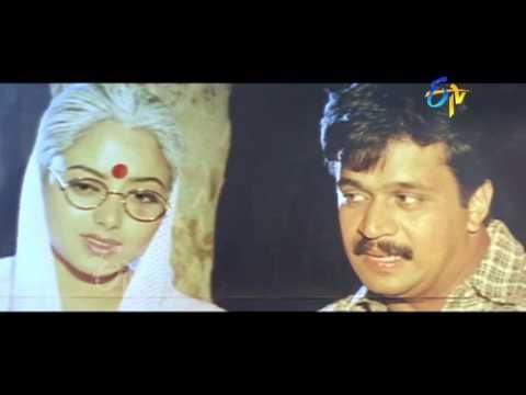 Subhavaartha Telugu Movie | Arjun Revealing his flashback to Kavya Scene | Arjun | ETV Cinema