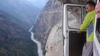 видео: Дороги, от Которых у Вас Пойдут Мурашки по Коже | Топ 10