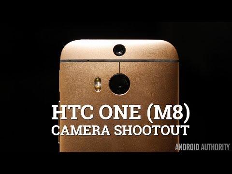 HTC One (M8): Camera Shootout - Feature Focus
