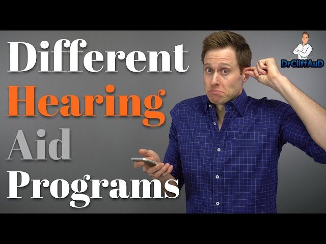 Manual vs. Automatic Hearing Aid Programs | Phonak AutoSense 3.0