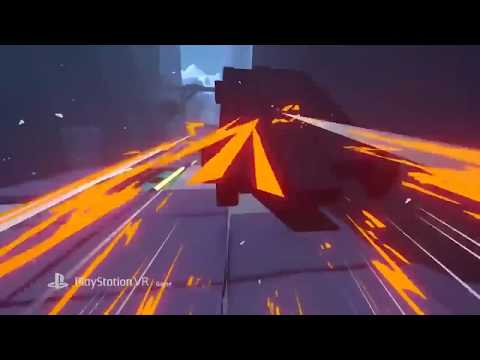 Sprint Vector Gameplay and Interview (Survios) - PSVR, Rift, Vive