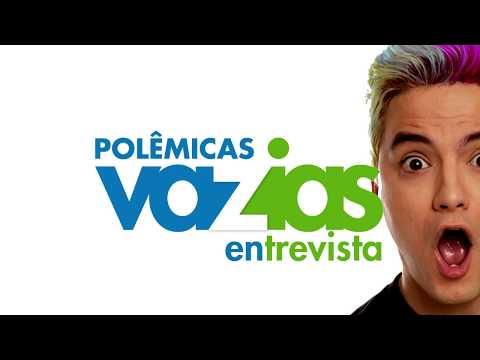 FELIPE NETO RESPONDE POLÊMICAS - POLÊMICAS VAZIAS ENTREVISTA #1 (Botafogo, Esporte, Parceria, Amor)
