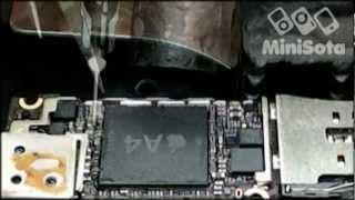 видео ремонт iphone в Новосибирске