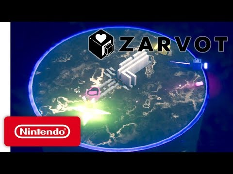 Zarvot - Launch Trailer - Nintendo Switch thumbnail