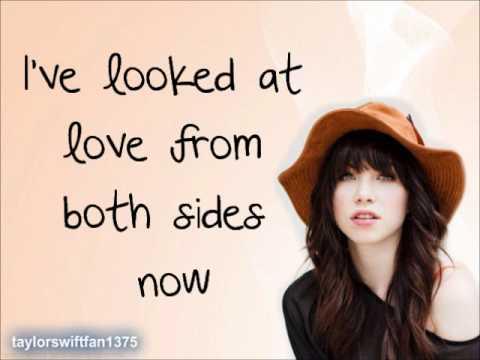 Carly Rae Jepsen - Both Sides Now Lyrics