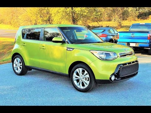 2016 Kia Soul + Start Up, Review and Tour