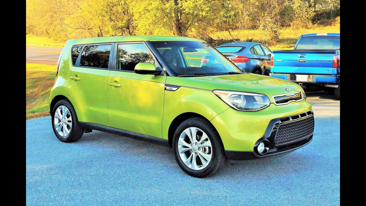 2016 Kia Soul + Start Up, Review And Tour   YouTube