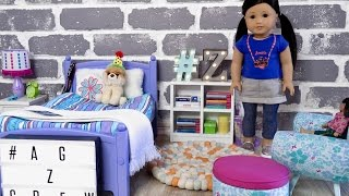 American Girl Doll Z Bedroom