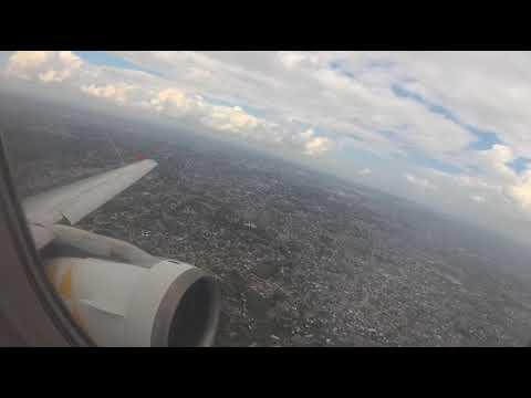 Full Flight | Dar-es-salaam (DAR) - Songwe (MBI) | Fastjet Airbus A320