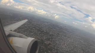 Full Flight  Dar-es-salaam DAR - Songwe MBI  Fastjet Airbus A320