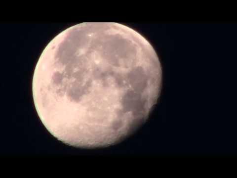 The Irregular Movement & Orbital Path of the Moon Orb Cluster & Hologram, Part 3