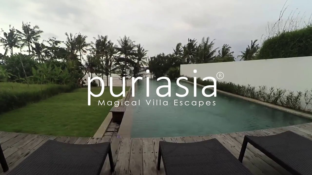 Bali Mengening Villa Luxury Villa In Canggu Bali W 6 Bedrooms For Rent Youtube
