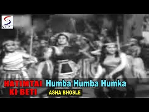Humba Humba Humka Duniya Ghar Hai Gham Ka | Asha @ HAATIMTAI  KI BETI | Chitra, Mahipal, Daljeet