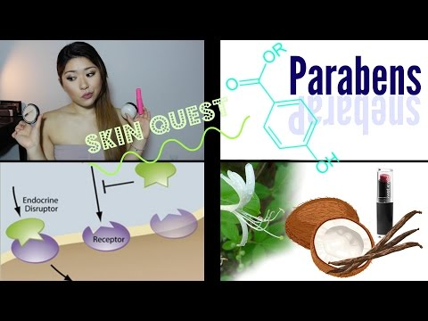 Skin Quest: Parabens In Cosmetics