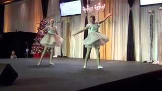 Camano Dance Academy Lyrical Dance Christmas in the Sand